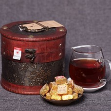 Shouyi Xuan Yunnan Small Bricks Pu'Er Tea 750g